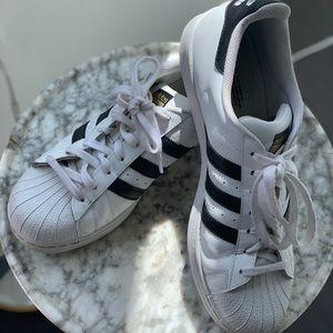 Adidas Superstars Men's 9.5